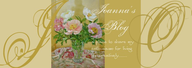 Joanna&#39;s Blog