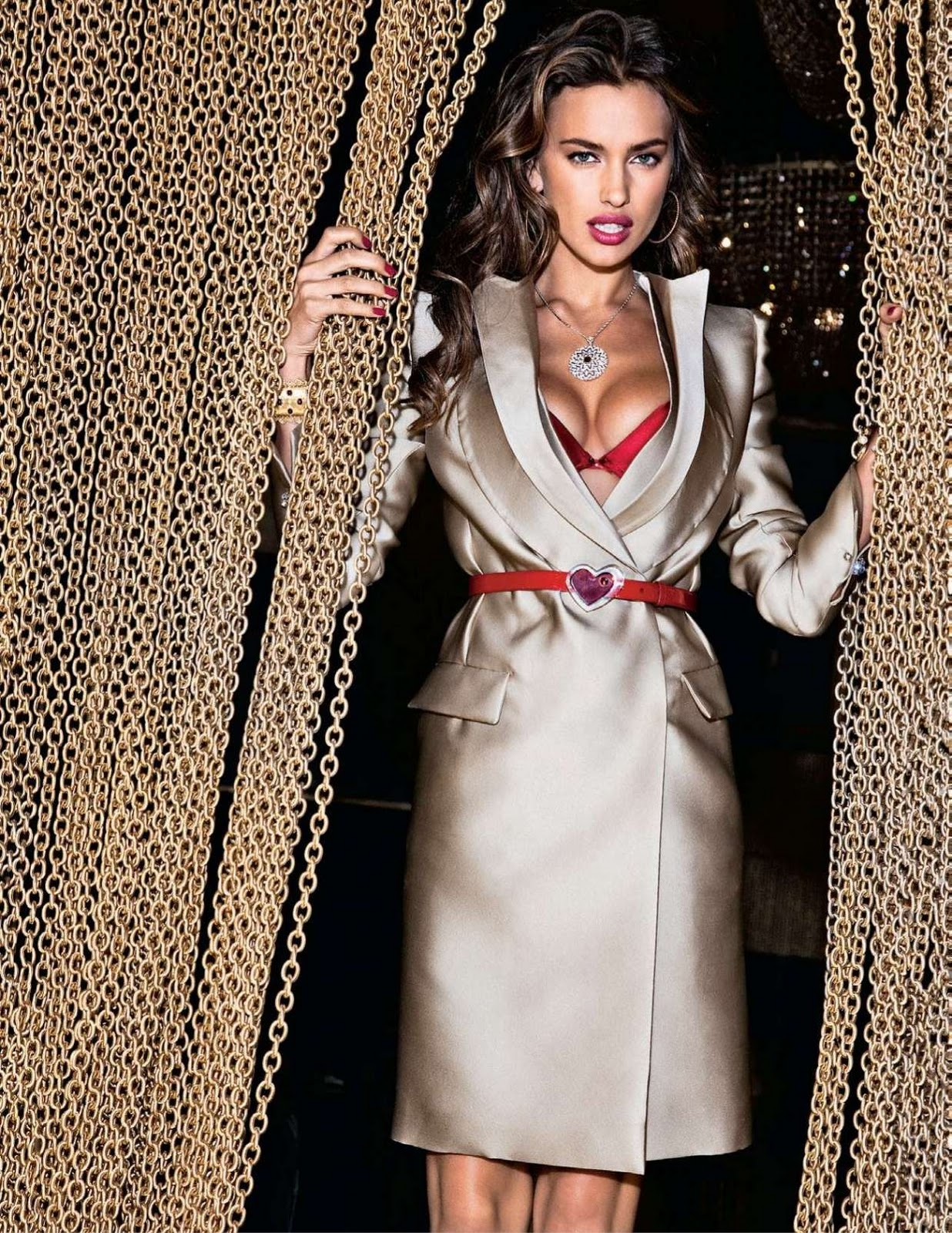 Irina Shayk Photoshoot Gallery