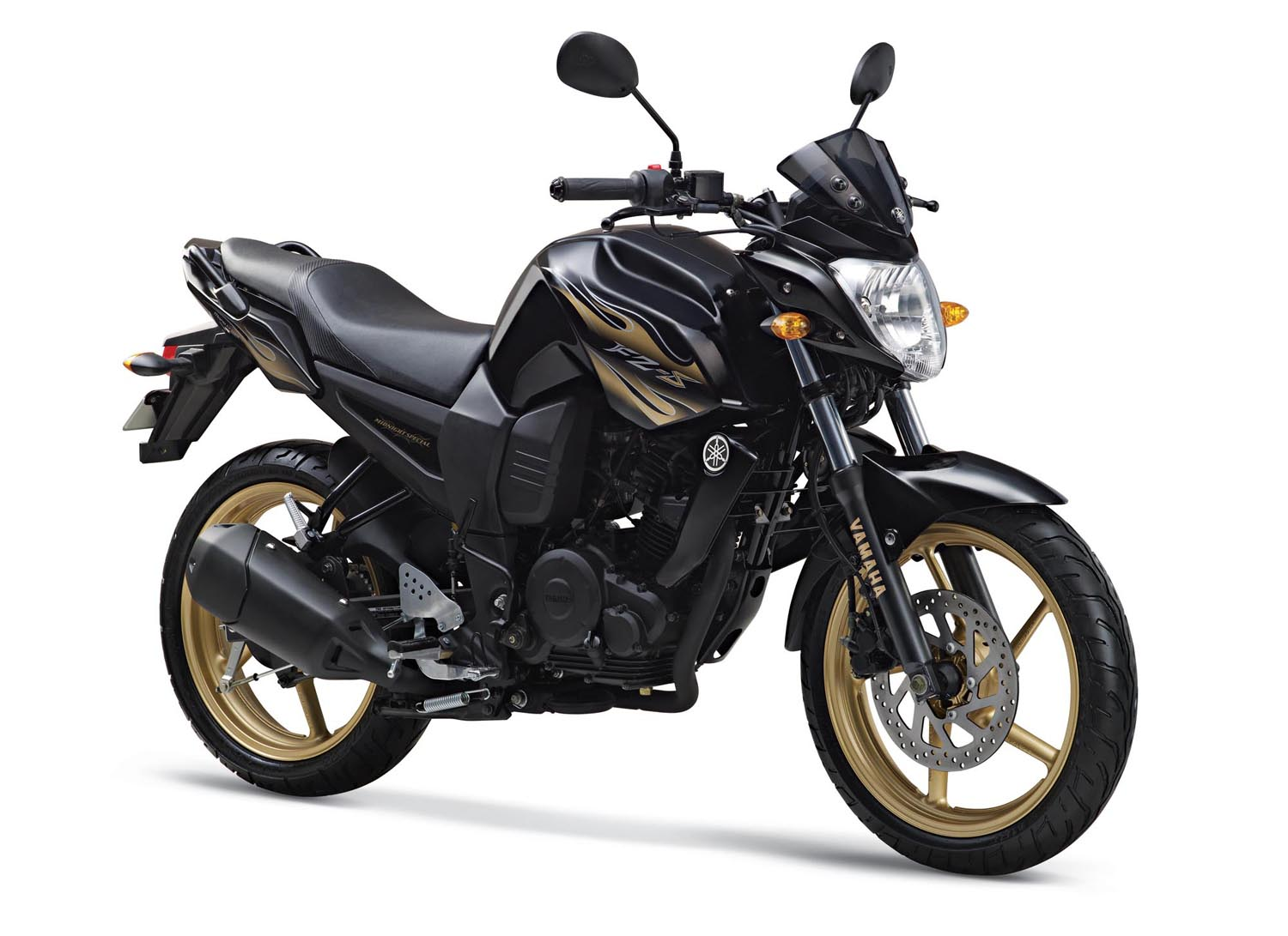 Bikerazy yamaha unveils midnight special limited edition for Yamaha series a