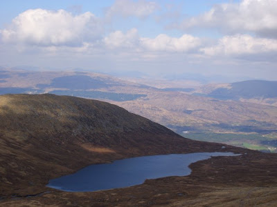 Lochan Meall an t-Suidhe, Scotland