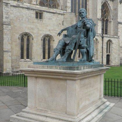 Emperor Constantine, York