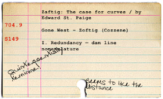 Catalog card for Zaftig