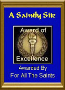 For all the Saints Award
