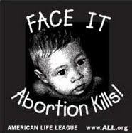 Abortion Stops a Beating Heart