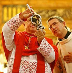 Image result for saint januarius