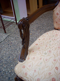 Collectibles-General (Antiques): 1930's Bedroom Furniture, tall