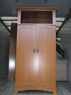 uhuru furniture collectibles ikea computer armoire sold. Black Bedroom Furniture Sets. Home Design Ideas