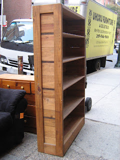 Uhuru Furniture Collectibles This End Up Bookshelf SOLD
