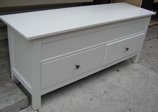 IKEA Hemnes Storage Bench - SOLD & Uhuru Furniture u0026 Collectibles: IKEA Hemnes Storage Bench - SOLD