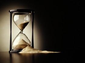 O tempo é mercúrio cromo