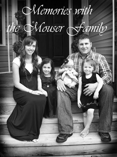 Memories with the Mouser Family