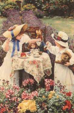 my children my teachers tea parties hope chests little girls