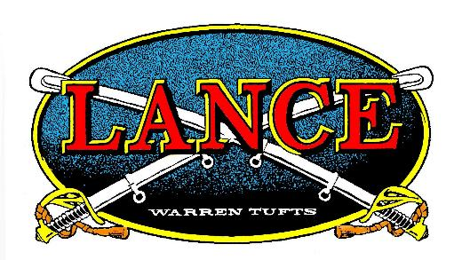 "<p align=""center"">LANCE by Warren Tufts</p>"