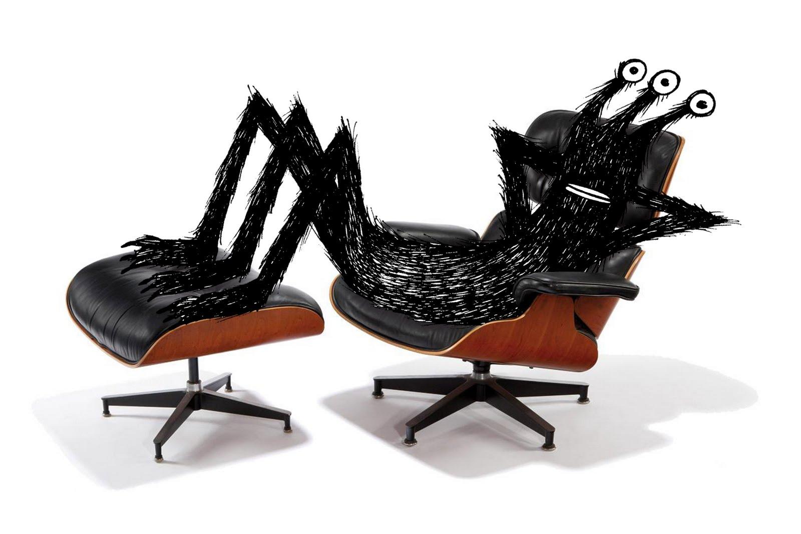 eames lounge chair image 250. Black Bedroom Furniture Sets. Home Design Ideas
