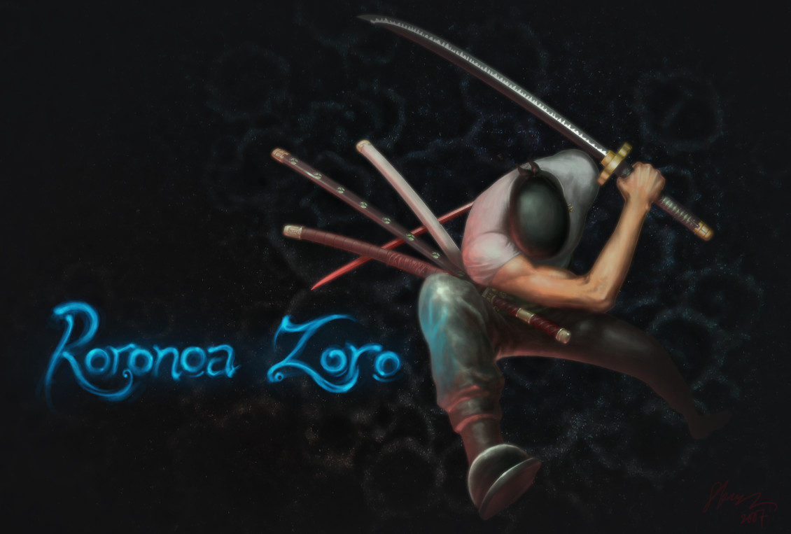 Bilinick roronoa zoro for Cocktail zorro