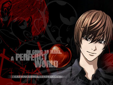 #2 Death Note Wallpaper