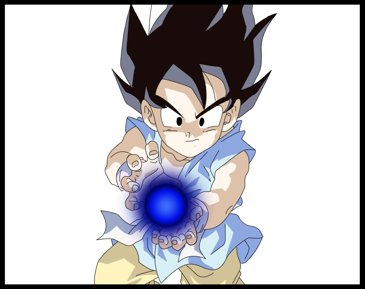 Dragon Ball HD & Widescreen Wallpaper 0.0878599599695447