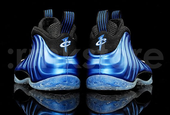 Nike Air Foamposite One Total Crimson Game Royal Knicks ...