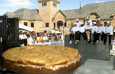 world's largest ham sandwich picture, world's largest ham sandwich images, world's largest ham sandwich photo 2010, world's largest ham sandwich video