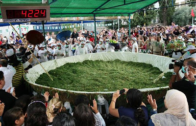 world's largest Tabouleh salad picture, world's largest Tabouleh salad images, world's largest Tabouleh salad photo 2010, world's largest Tabouleh salad images, world's largest Tabouleh salad video.