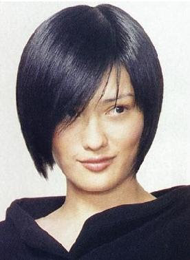 Short Bob Hairstyle For Thin Hair ~ Best Men Hairstyles 2012Women's