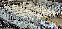 Most number of Dishes on Display in a Single Day World Record 2010,