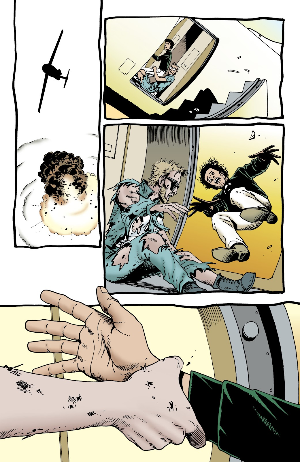 Preacher Issue #37 #46 - English 19