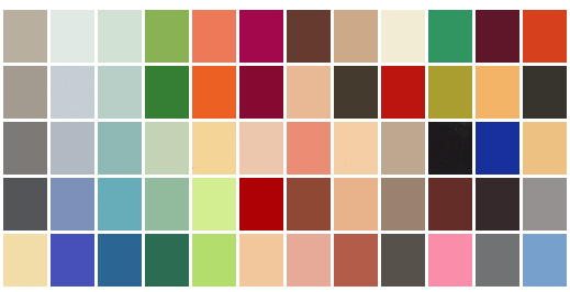 Hue: Guest Post: What are Modern Colors?