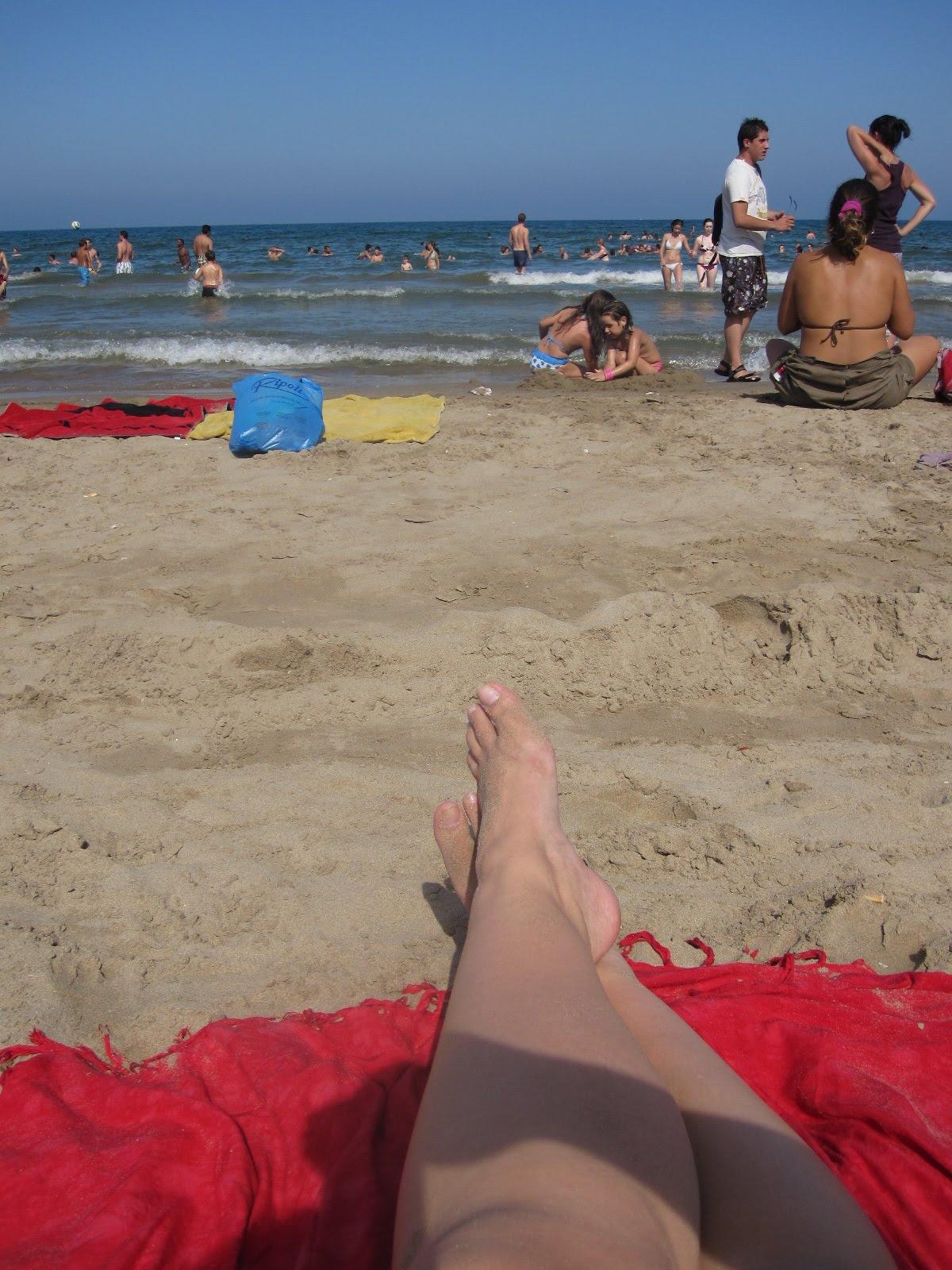 Пляжи испании фото мужчин