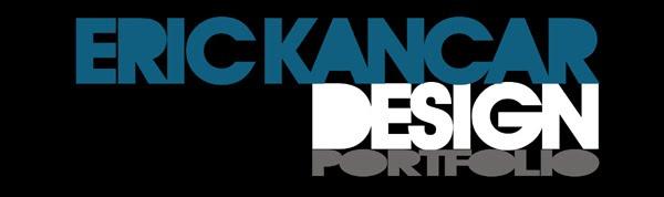 eric kancar design portfolio