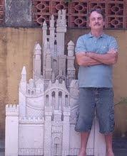 CASTELOS DECORATIVOS PARA AMBIENTES EXTERNOS E INTERNOS