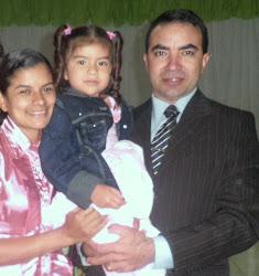 Missionários Nonato Leite,Fabiana Sousa e Thayla
