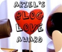 Blog Love Award :D