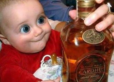 drunk kid