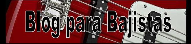 Blog para Bajistas