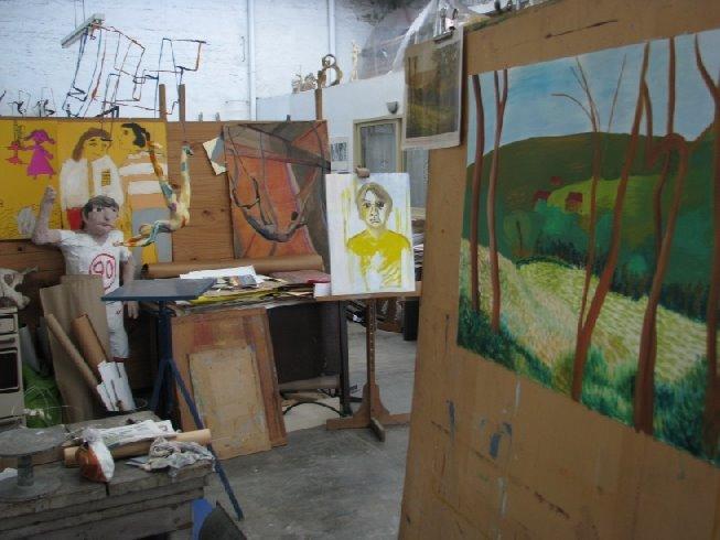 Espacios Creativos-Taller de Arte
