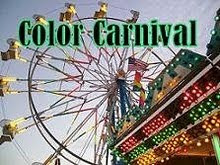 Join in the Color Carnival fun..