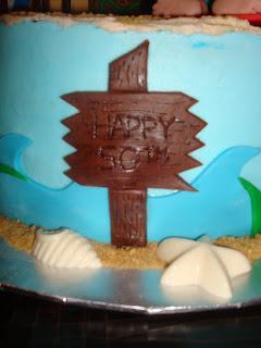 Sweet Melissa S Dan S 50th Birthday Tiki Bar Cake