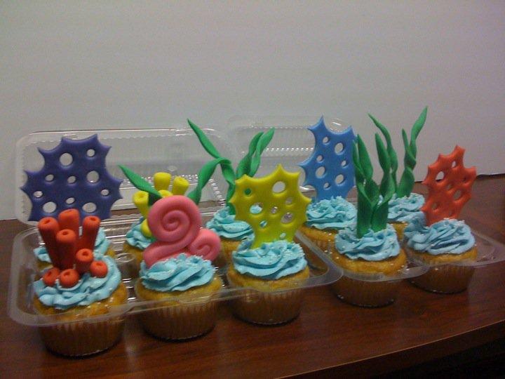 Sweet Melissa Cupcakes