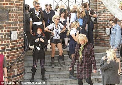 Have St trinian s school uniform