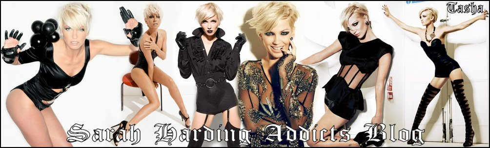 Sarah Harding Addicts