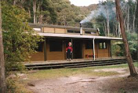 Bark Bay Hut, Abel Tasman National Park