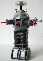 the robot from Lost In Space (60s TV series)