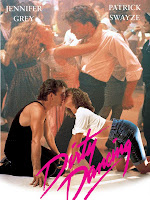 Dirty Dancing movie poster, 1987