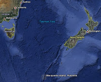 So where the #@%* IS Macquarie Island?
