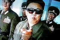 The North Korean people's benevolent friend and fellow sports lover, Kim Jong-il