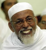 Evil incarnate, Abu Bakar Bashir