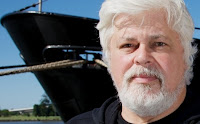 Sea Shepherd leader Paul Watson
