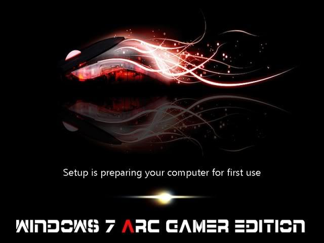 windows 7 khusus gamer