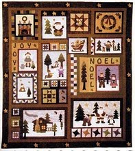 WINTER WISHES QUILT